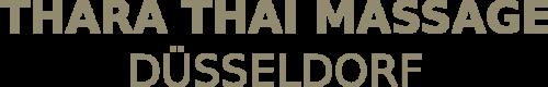 THARA THAI MASSAGE Düsseldorf Logo